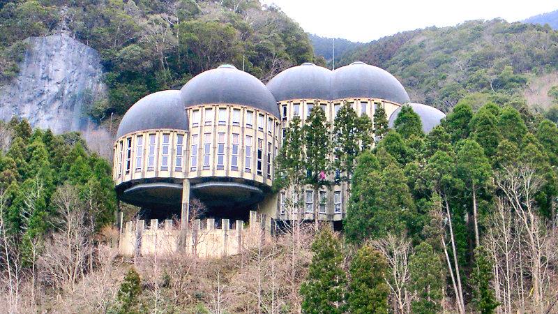 球泉洞森林館