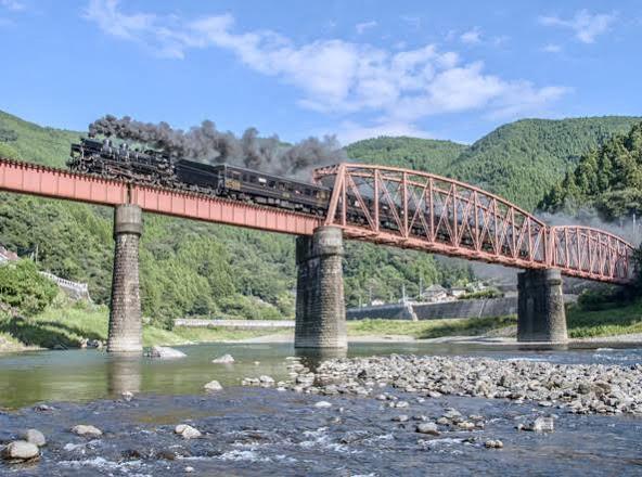 肥薩線鉄橋